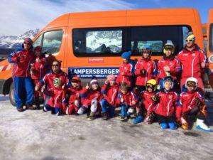 Skiclub Waidring - Alpin Kinder