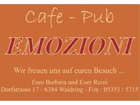 Emozioni Cafe - Pub Waidring