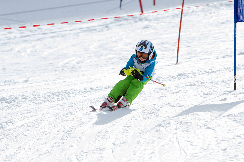 Maximilian Mitterer - Skirennen
