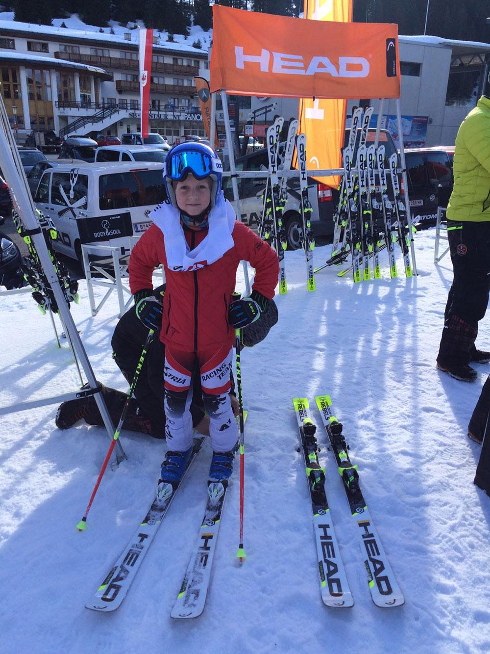 Steiger Lorenz - Skitest Head