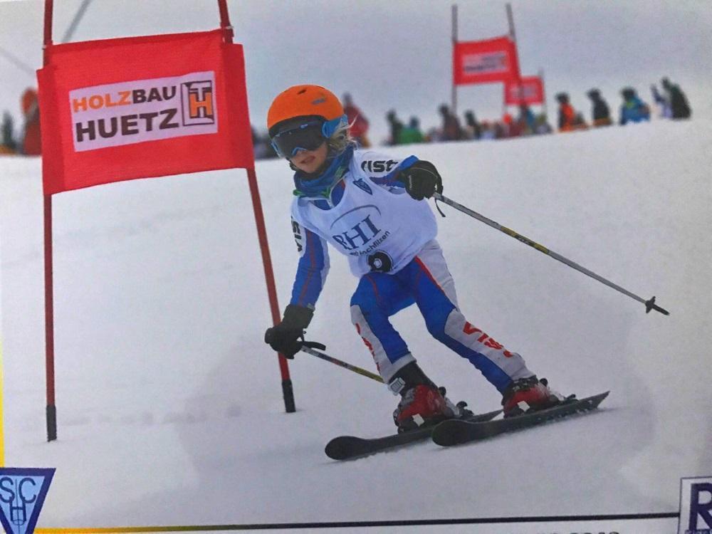 Maria Eduarda Brandtner - Schiclub Waidring