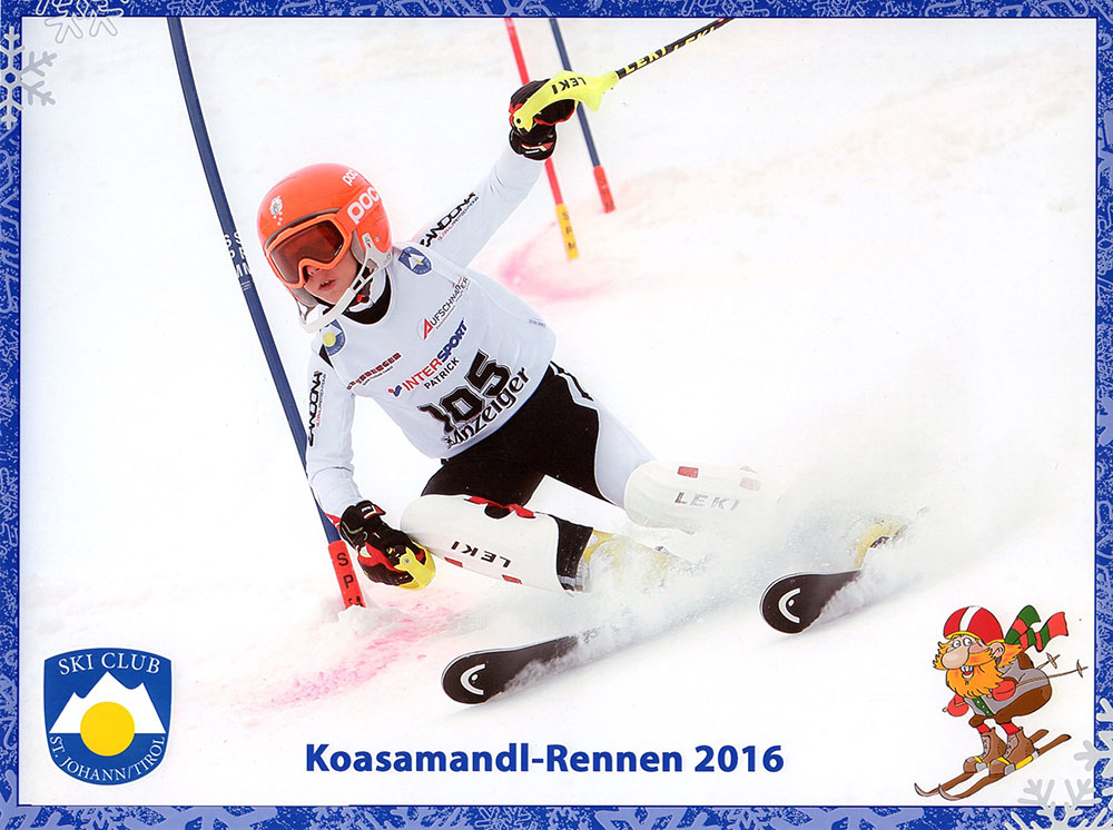 Seisl Pauli - Koasamandl-Rennen 2016
