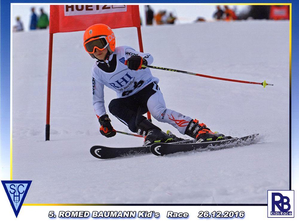 Seisl Pauli - Romed Baumann Kids Race 2016