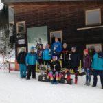 Schüler Bezirkscup - Fieberbrunn 7. Jänner 2018 - Alle Sieger ihrer Klassen