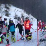Schüler Bezirkscup Slalom - Hausberg Waidring - 6. Jänner 2018 - Achleitner Guido