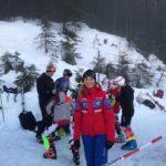 Schüler Bezirkscup Slalom - Hausberg Waidring - 6. Jänner 2018 - Achleitner Sandra