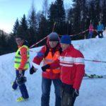 Schüler Bezirkscup Slalom - Hausberg Waidring - 6. Jänner 2018 - Zwischen den Durchgängen