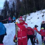 Schüler Bezirkscup Slalom - Hausberg Waidring - 6. Jänner 2018 - Clemi
