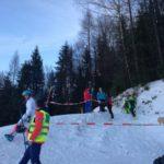 Schüler Bezirkscup Slalom - Hausberg Waidring - 6. Jänner 2018 - Starthügel