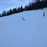 Schüler Bezirkscup Slalom - Hausberg Waidring - 6. Jänner 2018 - Achleitner Paula