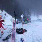 Schüler Bezirkscup Slalom - Hausberg Waidring - 6. Jänner 2018 - Vorläufer
