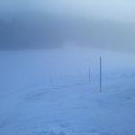 Schüler Bezirkscup Slalom - Hausberg Waidring - 6. Jänner 2018 - Nebel