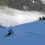 Schüler Bezirkscup Slalom - Hausberg Waidring - 6. Jänner 2018 - Endstrasser Felix