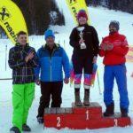 Schüler Bezirkscup Slalom - Hausberg Waidring - 6. Jänner 2018