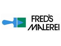 Freds Malerei