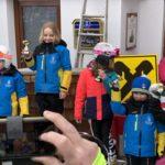 Kinder Bezirkscup Jochberg Skicross 2018
