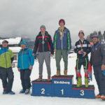 Schüler Bezirkscup Super-G Kirchberg 2018