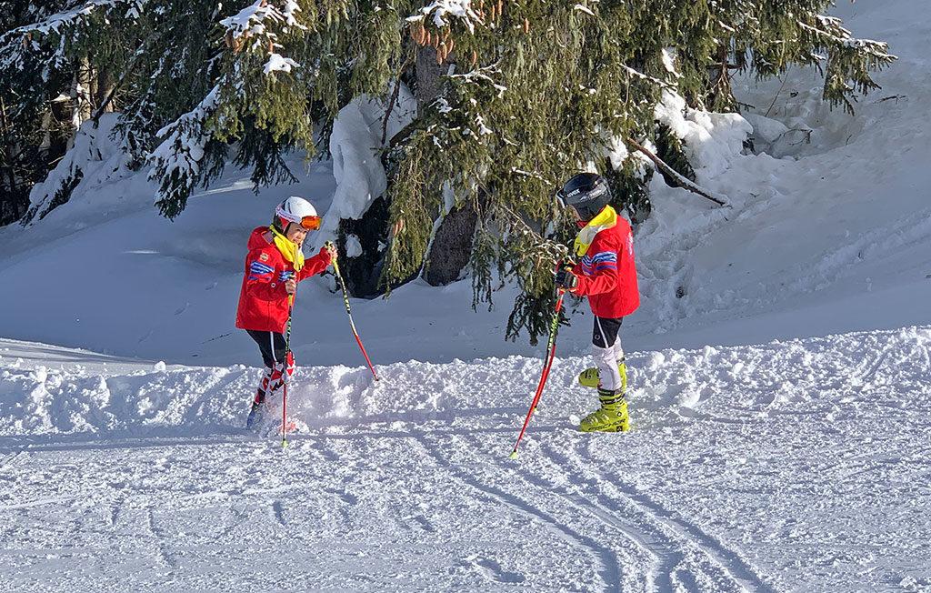 Kinder Bezirkscup - Cross - Brixen - Aufwärmen