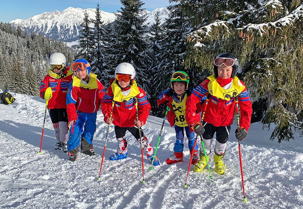 Kinder Bezirkscup - Cross - Brixen - vor dem Rennen