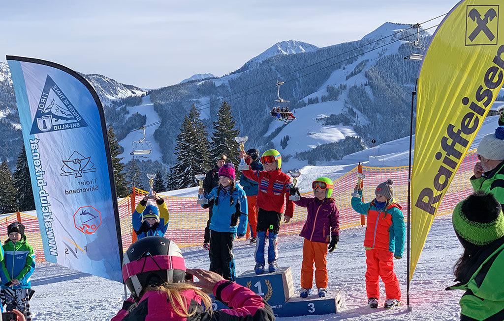 Kinder Bezirkscup - Cross - Brixen - Preisverteilung Kinder U8