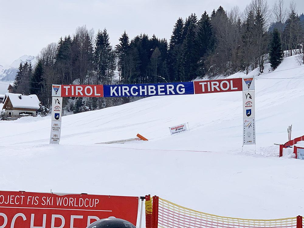 RTL Kirchberg - Gaisberg - Februar 2019