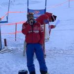 Schülerschitag Waidring 2019 - Obmann Foidl Fredi