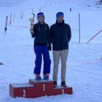 Schülerschitag Waidring 2019 - Tagessiegerin