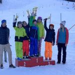 Schülerschitag Waidring 2019 - 4. Volksschule