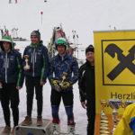 Bezirksmeisterschaft im Super-G und BC Super-G in Jochberg 2019