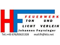 Feuerwerk Johannes Feyrsinger